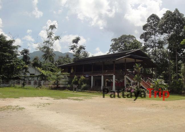 Храм Wat Pho Herbal Sauna