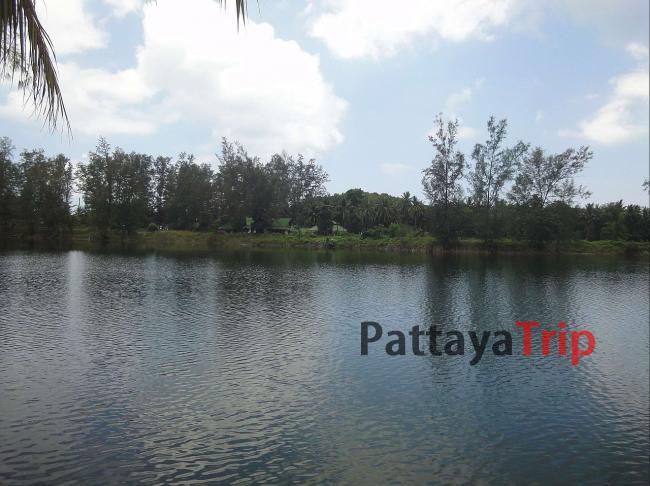 Озеро Лаем Сон на Ко Панган