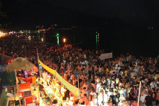 Full Moon Party на Пангане