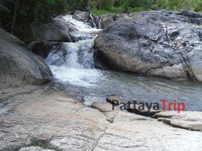 Водопад Than Sadet на Ко Панган