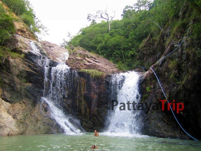 Водопад Wang Sai на Ко Панган