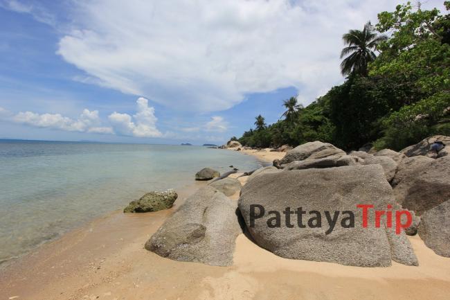 Тайланд - фото пляжа Хаад Рин Най