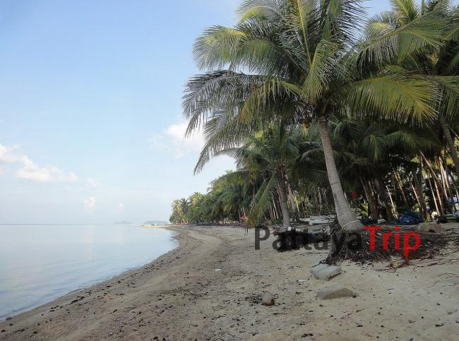 Ко Панган - пляж Ban Kai