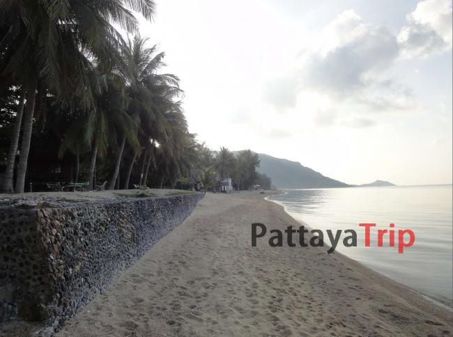 Ко Панган - пляж Ban Tai