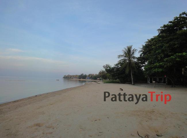 Ко Панган - пляж Ban Charu