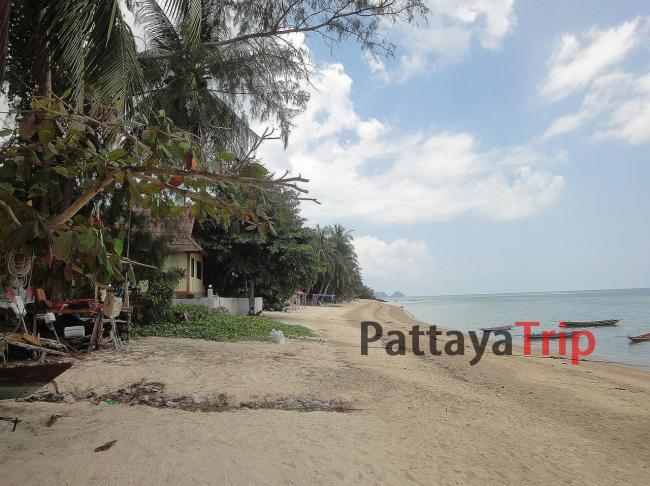 Ко Панган - пляж Chao Phao