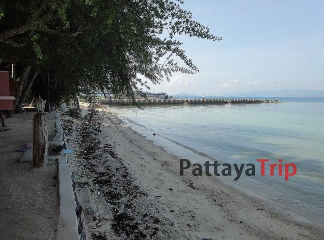 Ко Панган - пляж Haad Rin Nai