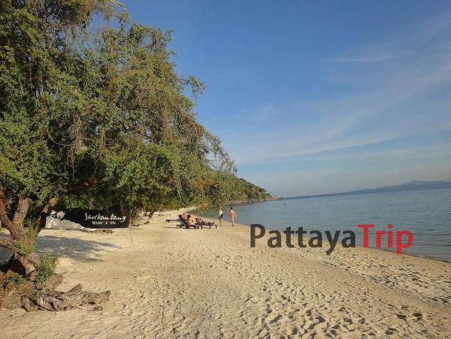 Ко Панган - пляж Seekantang (Leela Beach)
