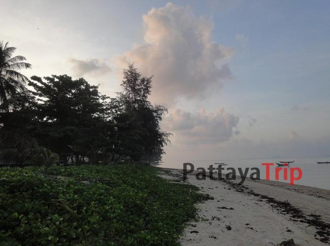 Ко Панган - пляж Thongsala