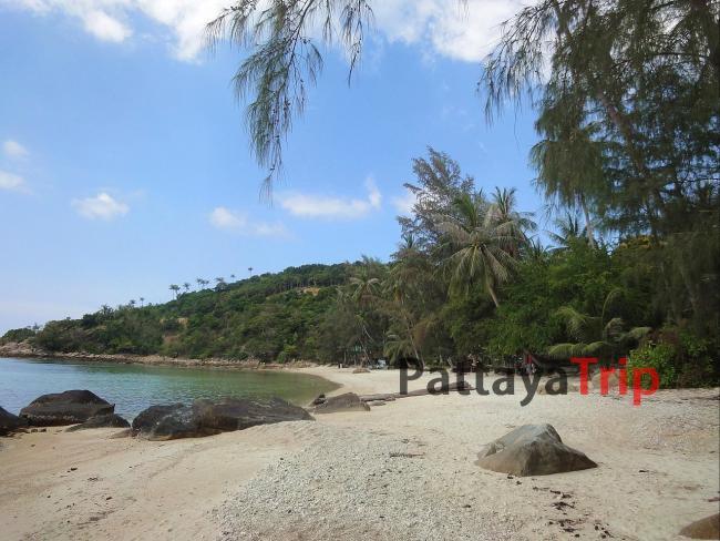 Пляж Haad Khom