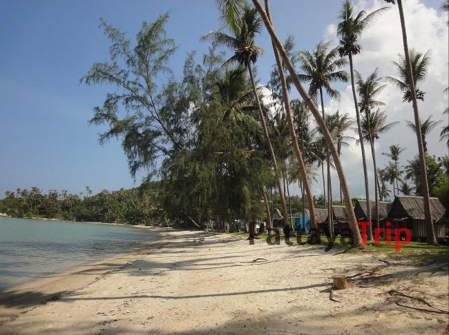 Пляж Nai Wok (Пханган)