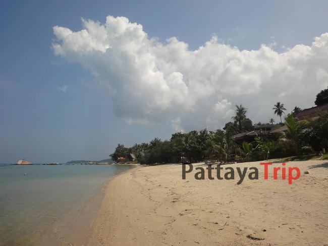 Пляж Плай Лаем