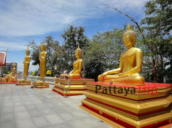 Будды, символизирующие дни недели