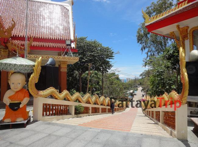 Лестница к Большому Будде