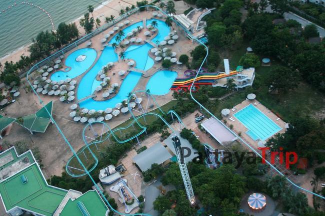 Парк водных развлечений в Паттайе