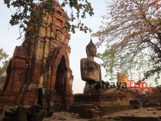 Аюттайя - Древняя столица Тайланда