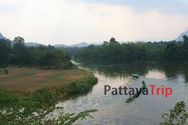 Экскурсия в Паттайе на реку Квай