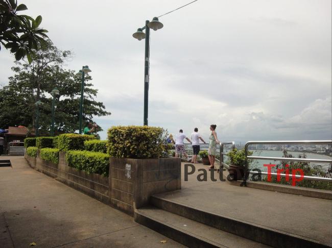 Смотровая площадка на холме Пратамнак