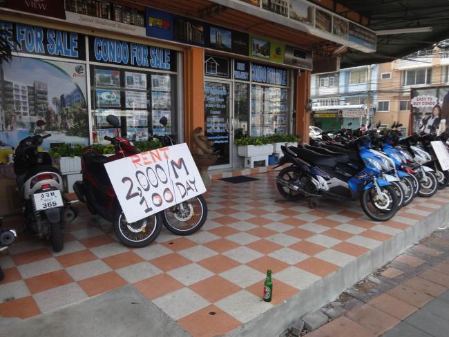 Советы по аренде мотобайка в Таиланде