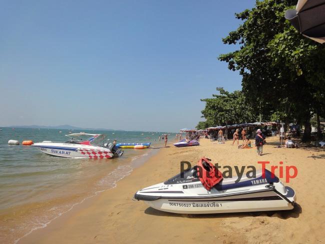 Джомтьен Бич - пляж в Паттайе