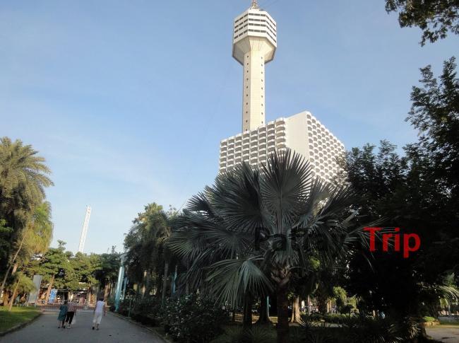 Отель-башня Pattaya Park