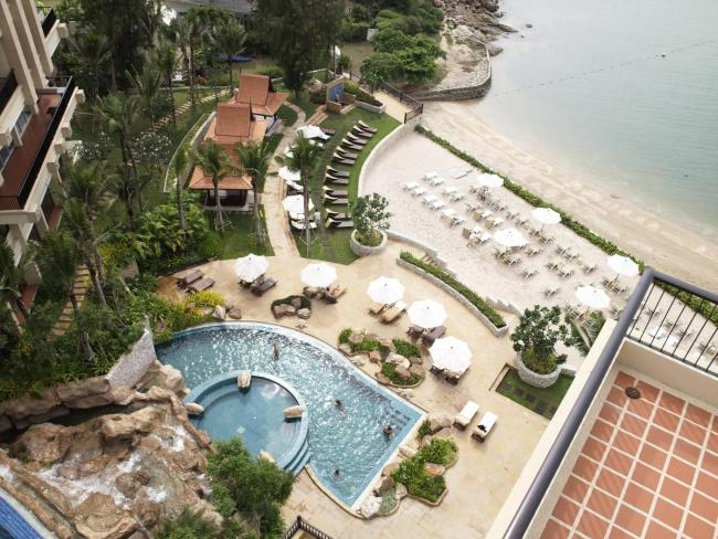 Garden Cliff Resort And Spa