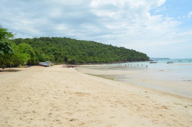 Пляж «военный» в Паттайе