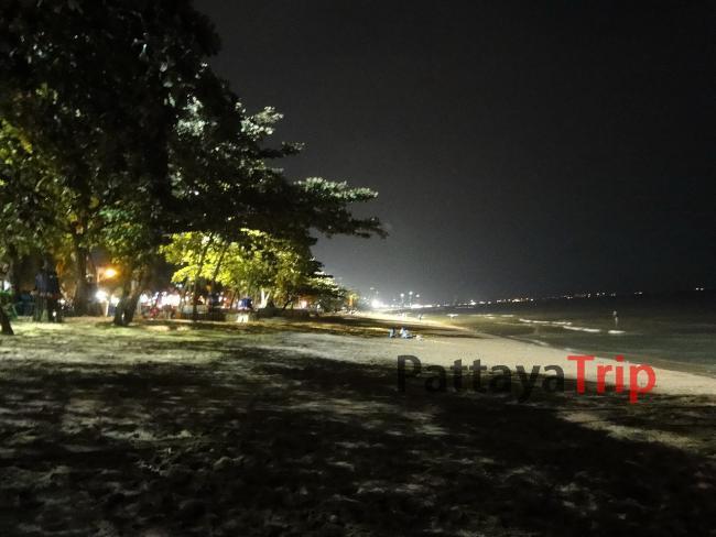 Ночной Джомтьен (Таиланд)