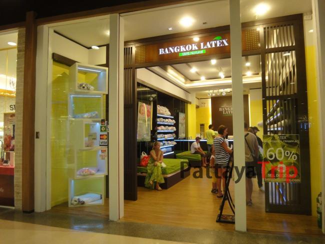 Магазин латекса в торговом центре