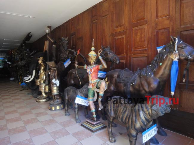 Сувениры в Лукдоде