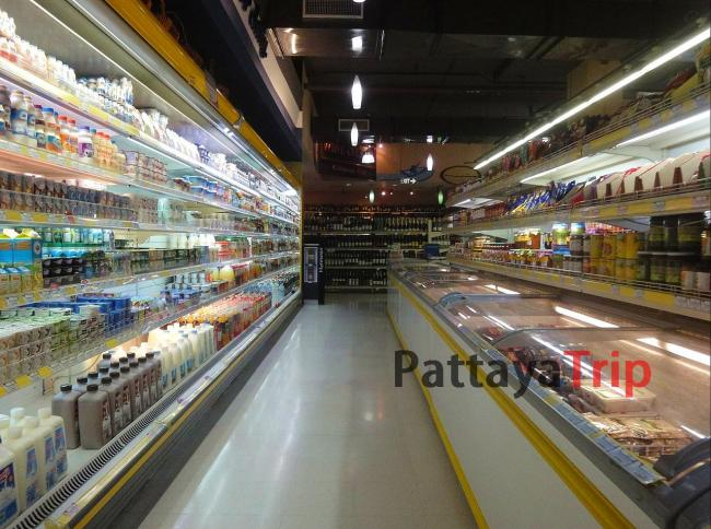 Супермаркет Villa Market