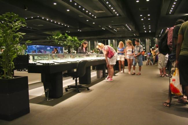 Gems Gallery в Паттайе