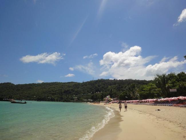Пляж Loh Dalum на Пхи-Пхи