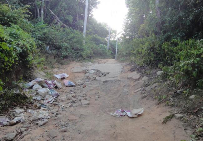 Дороги на Пхи-Пхи