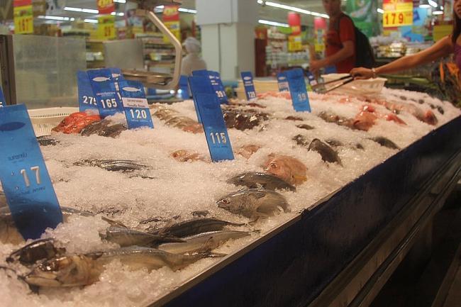 Цены на морепродукты на Пхукете