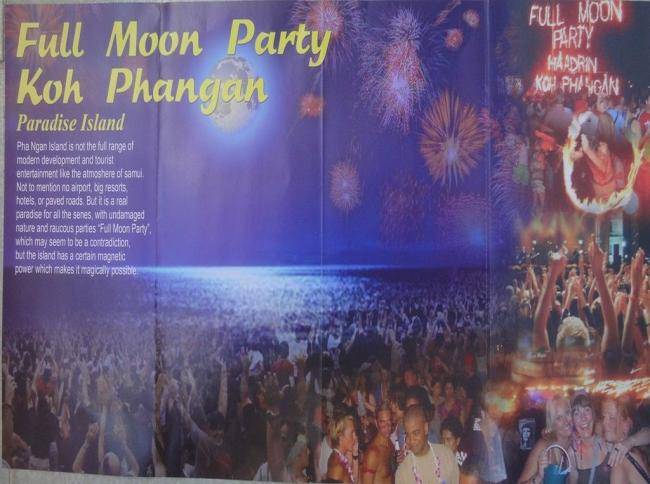 Экскурсия Full Moon Party на Панган