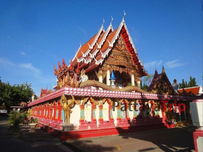 Храм Пхра Нанг Санг на Пхукете
