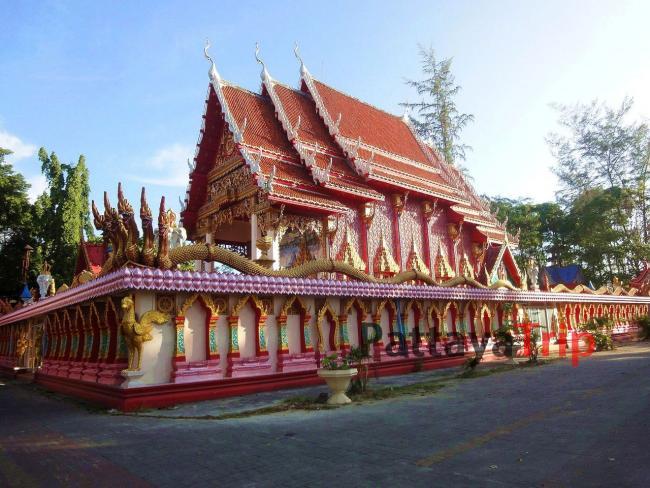 Wat Phra Nang Sang