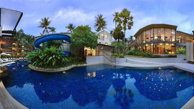 DoubleTree Resort by Hilton Phuket — Surin Beach