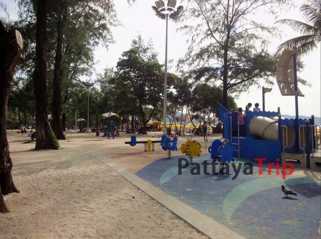Loma Park на Патонге