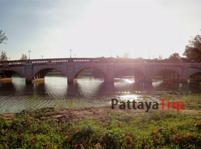 Парк Рамы IХ