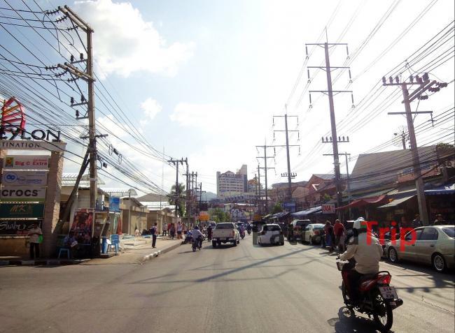городок Патонг