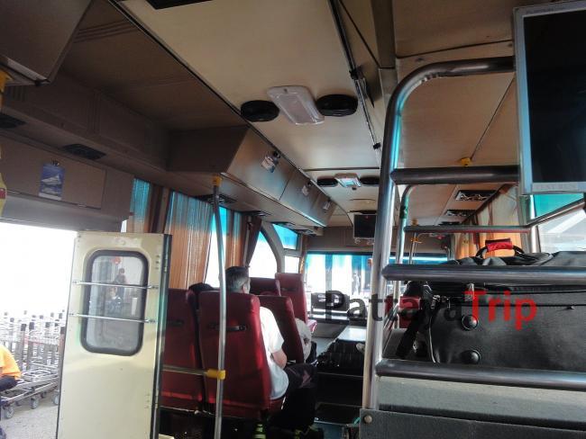 Автобус аэропорт Пхукета - Патонг