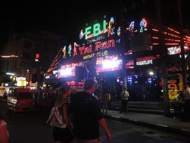 Ночной клуб Tai Pan на Пхукете