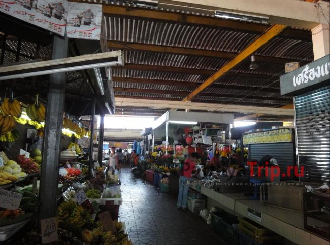 Phuket City Wet Market 2