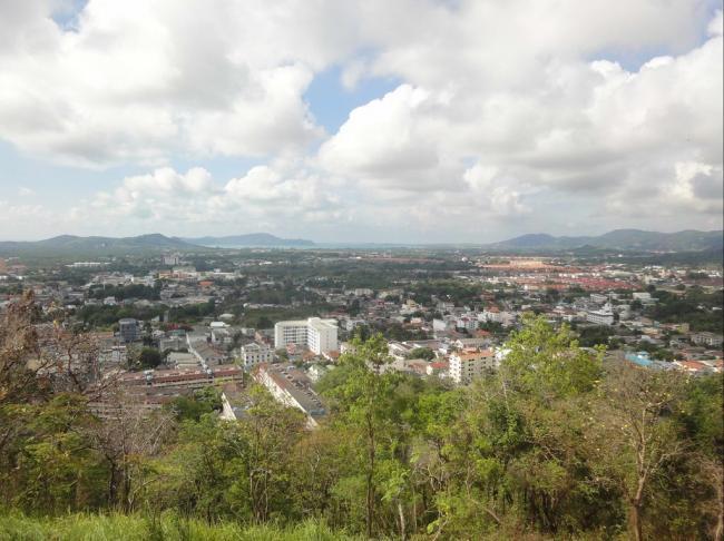 Смотровая площадка Rang Hill (Пхукет)