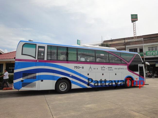 Автобус Пхукет - Ранонг