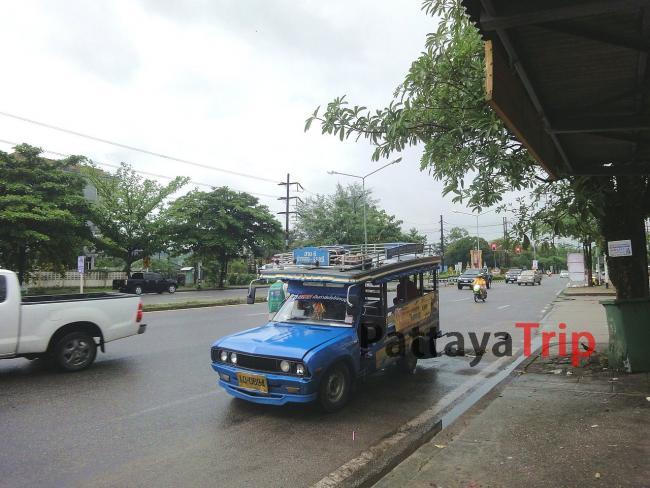 Сонгтео в Ранонг