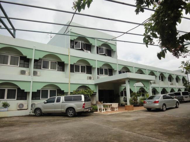 Отель Pure Mansion снаружи