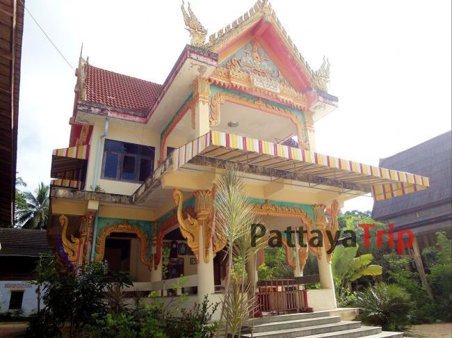 Храм Kiri Wongkaram на Самуи